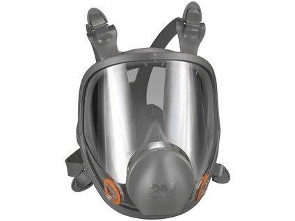 Maska celoobličejová 3M 6800, vel. M