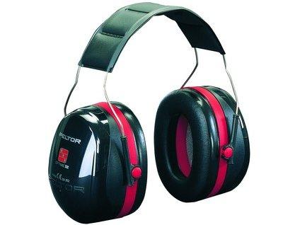 Mušlové chrániče sluchu 3M PELTOR H540A-411-SV