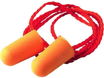 Jednorázové zátkové chrániče sluchu 3M 1110