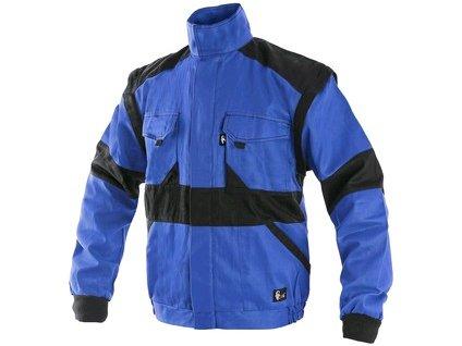 Blůza CXS LUXY HUGO, zimní, pánská, modro-černá