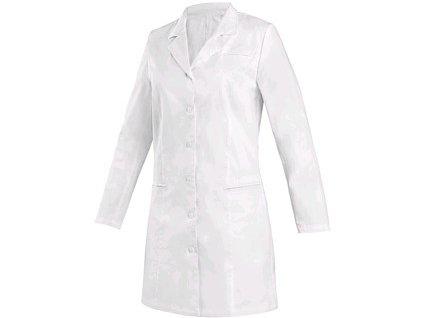 Dámský plášť CXS NAOMI bílý