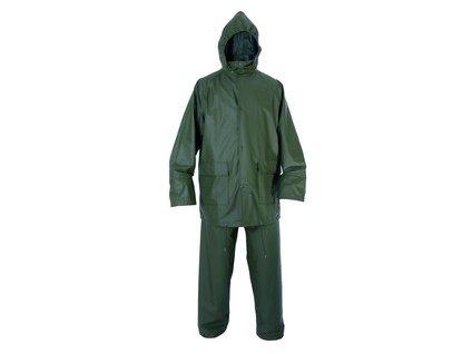 Voděodolný oblek CXS PU, zelený