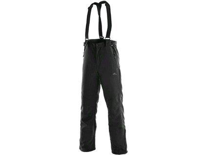 Unisex softshell kalhoty MONTPELIER, černé