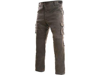 Kalhoty CXS VENATOR, pánské, khaki