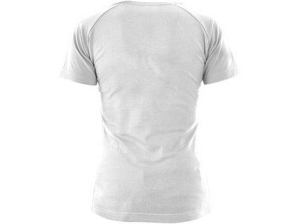 Tričko ELLA, dámské, bílé