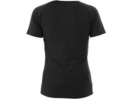 Tričko ELLA, dámské, černé