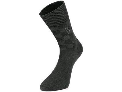 Ponožky CXS WARDEN, černé, 3 páry