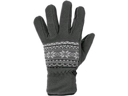 Rukavice zimní MANI, šedé