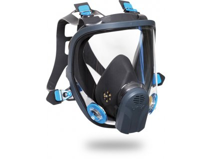 UNIX 6100 celoobličejová maska