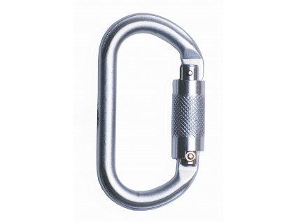 AZ011T - Karabina oválná twist lock