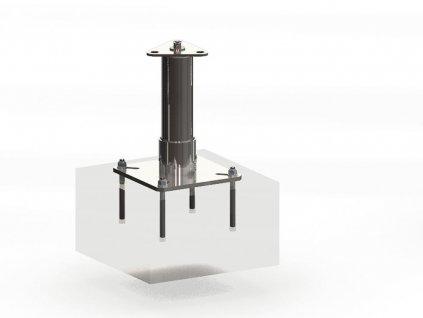 Kotevní sloup PROTON 1 - 400 mm