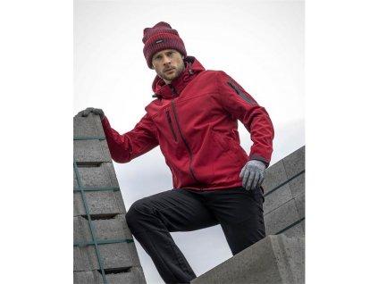 Zimní softshellová bunda ARDON®SPIRIT červená