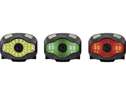 P3536 3W LED + COB čelovka