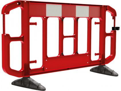 Titan® 2M Red mobilní bariéra standard