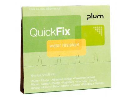 Náhradní balení vodovzdorných náplastí QuickFix