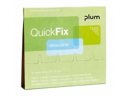 Náhradní balení náplastí QuickFix