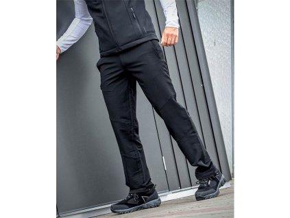Softshellové kalhoty ARDON®HILL černé