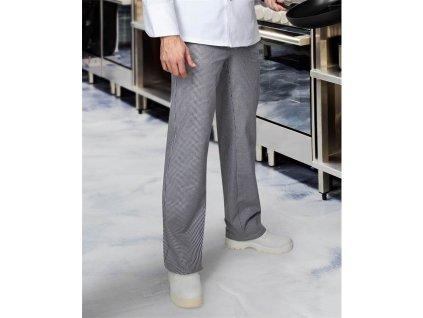 Řeznické kalhoty PEPITO 02
