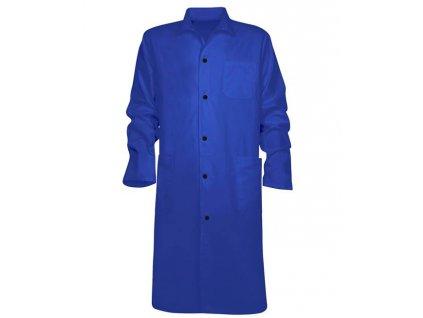 Plášť dámský ELIN dl. rukáv modrý