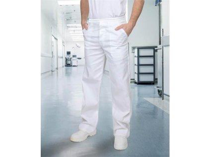 Kalhoty ARDON®SANDER bílé