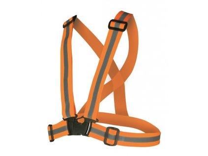 Kříž hi-viz oranžový REF702