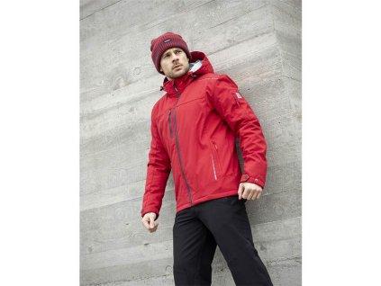 Zimní softshellová bunda ARDON®VISION červená