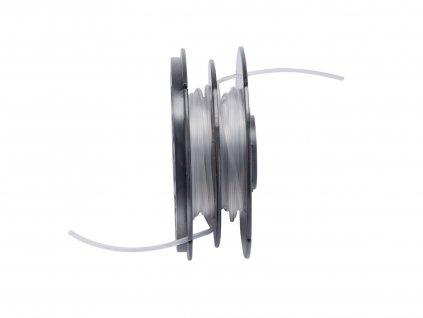 struna na cívce, 2ks, O1,6mm x 6m