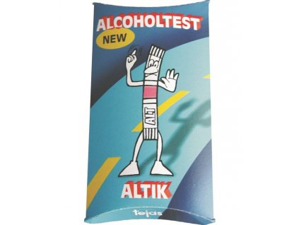 Alkoholtest- det.trubičky/10ks
