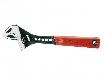 klíč nastavitelný, rozsah 0-33mm, CrV