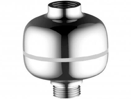 """filtr sprchový + vložka s aktivním uhlíkem, 1/2"""""""