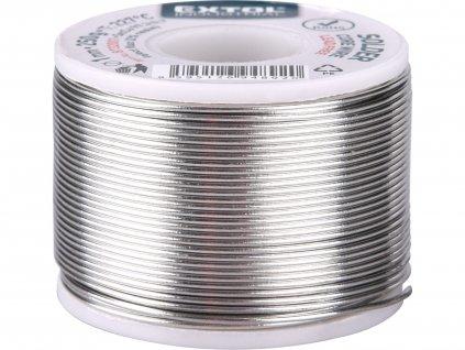 drát pájecí trubičkový Sn 99,3%/0,7%Cu, O 1mm, 250g