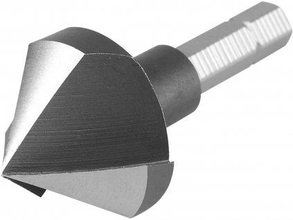 záhlubník kuželový 90°, O 25mm, HSS