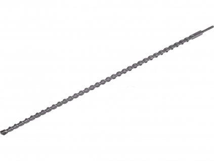 vrták SDS PLUS příklepový do betonu, O 24x1000mm, SK