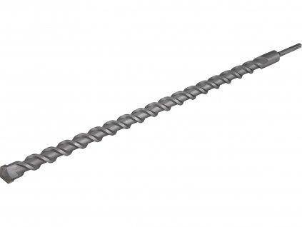 vrták SDS PLUS příklepový do betonu, O 28x600mm, SK