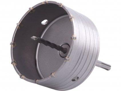 vrták SDS PLUS do zdiva korunkový, O 115mm x 110mm, M22
