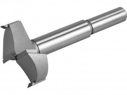 fréza čelní-sukovník do dřeva s SK plátky, O 40mm stopka 10mm