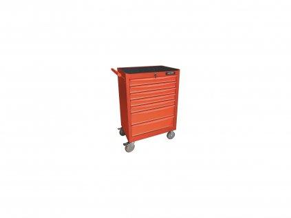 vozík na nářadí, rozměr vozíku 680x460x1020mm