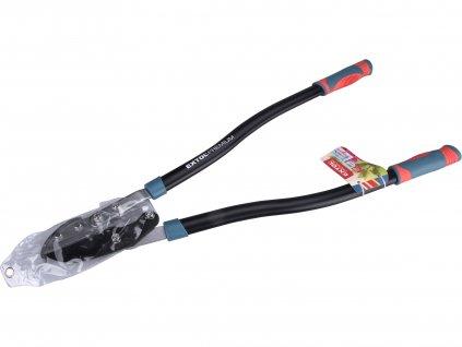 nůžky na větve převodové kovadlinkové, 730mm, HCS