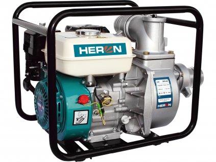 čerpadlo motorové proudové 6,5HP, 1100l/min