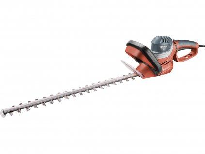 nůžky na živé ploty s otočnou rukojetí, 600W, 55cm