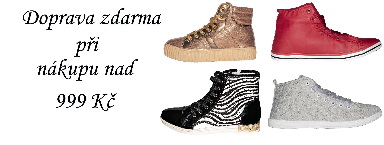 Kolekce dámských bot