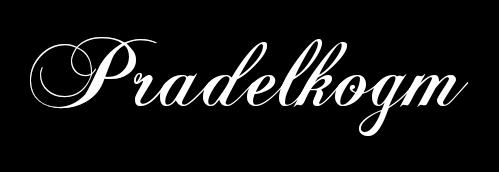 Pradelkogm