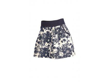 damska sukne kvetovana litex 50354