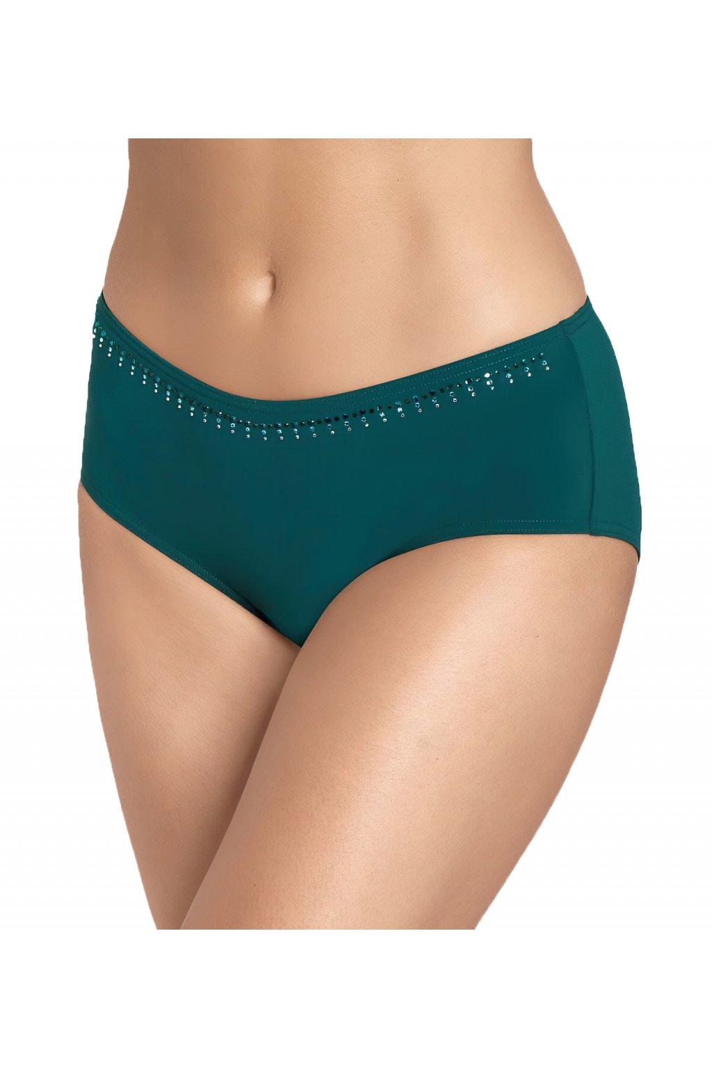 Spodní díl plavek Sloggi Swim Jade Essentials Midi