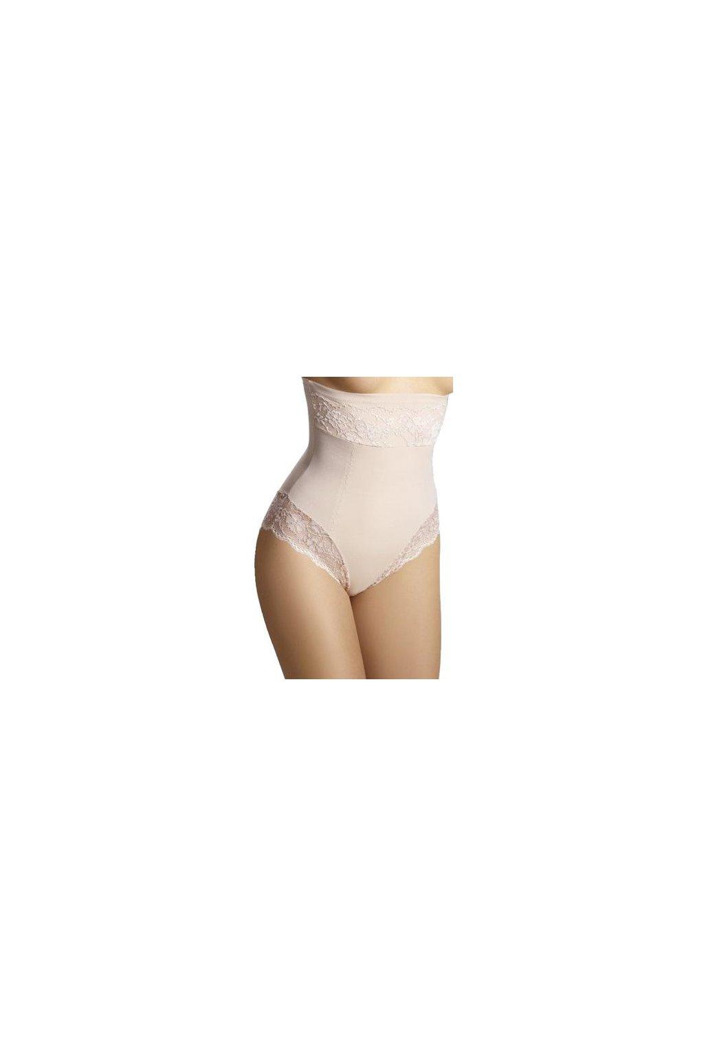 Stahovací kalhotky  s krajkou Valerie tělové