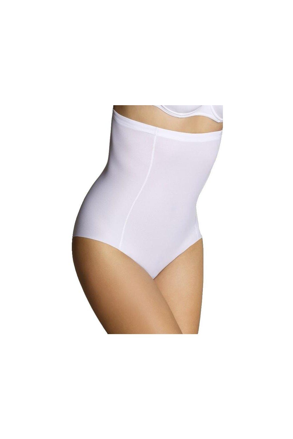 Stahovací kalhotky Vala bílé
