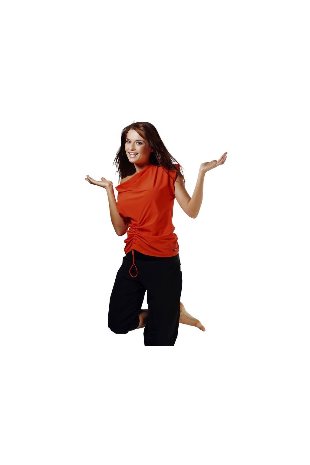 Fitness tričko Atena model 1854817 orange