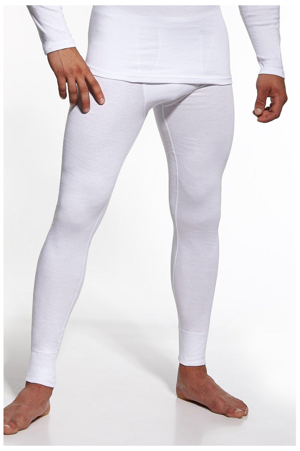 Pánské podvlékací kalhoty Authentic white