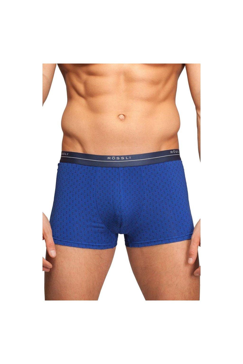 Pánské boxerky Marco tmavě modré