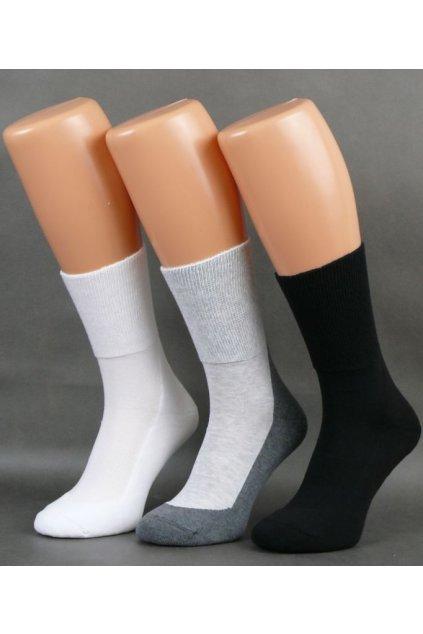 Zdravotní ponožky uni vícebarevná - Deomed